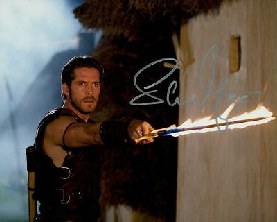 Sean Maguire In Person Signed Photo - B79 - Robin Hood - Once Upon A Time