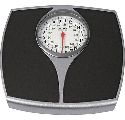 New Salter Speedo Mechanical Weighing Scale Body Bathroom Weight Loss Free P&P