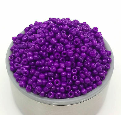 New Czech 22g 2mm Round Lot Colorful Glass Seed Beads DIY Jewelry Making