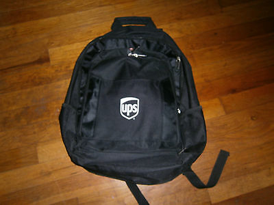 Black UPS Backpack