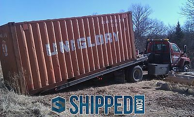 20 FT USED WWT SHIPPING CONTAINER, Storage, Construction, Home in Norfolk, VA