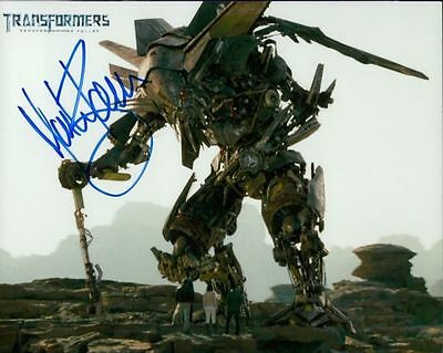 Mark Ryan In Person Signed Photo - B115 - Transformers: Revenge of The Fallen