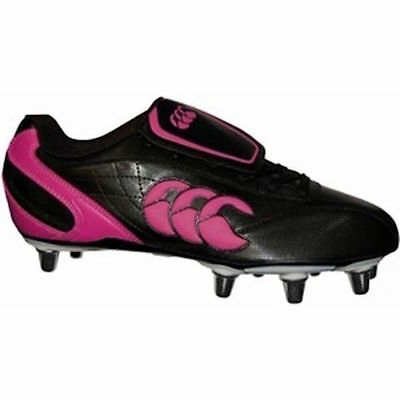 Canterbury CCC Mens PHOENIX CLUB Rugby Boots - FREE Same day dispatch