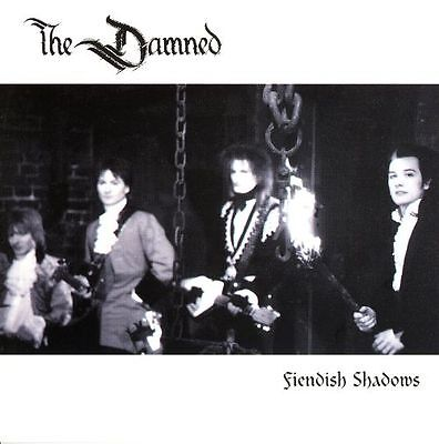 "The Damned ""Fiendish Shadows"" Vinyl - NEW"