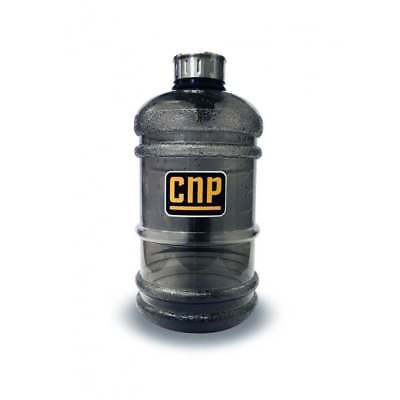 CNP Large 2.2Litre BPA-Free Sport Gym Half Gallon Training Workout Water Bottle