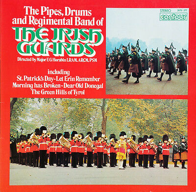 The Pipes, Drums and Regimental Band Of The Irish Guards