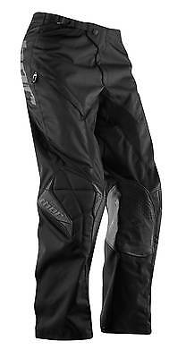 New Thor-MX Phase Over The Boot Motocross/Offroad Adult Pants, Black, US-30