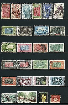 Lot De Timbre De France Aof Aef Autre Lot 931