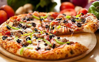 Over 200  Pizza Recipes (ebook/PDF) Free Shipping