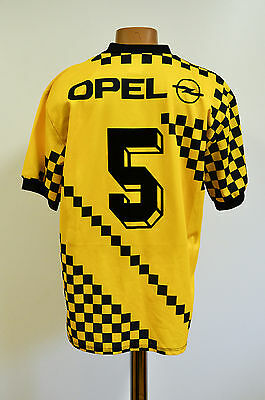 Bsc Young Boys Switzerland 1990/1991 No Match Worn Football Shirt Jersey Adidas