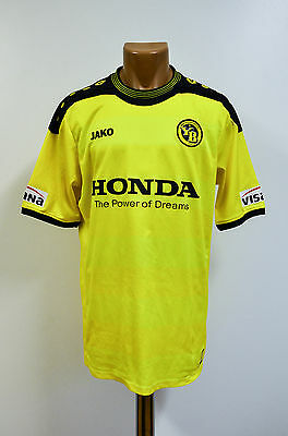 Bsc Young Boys Switzerland 2013/2014 Home Football Shirt Jersey Jako