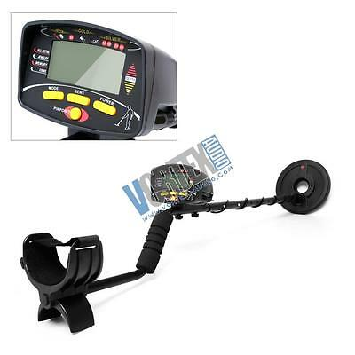 New Pyle PHMD68 Metal Detector, Waterproof Search Coil, Pin-Point Detect