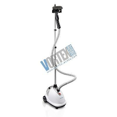 New Pyle PSTMH22 Pure Clean Clothing & Garment Steamer, Wrinkle Reducing Steam