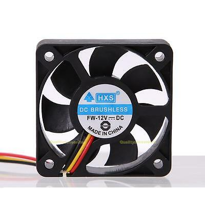 3 Pin 5cm 50mm 12V CPU Cooler Cooling Fan Heatsinks Radiator for PC Computer New