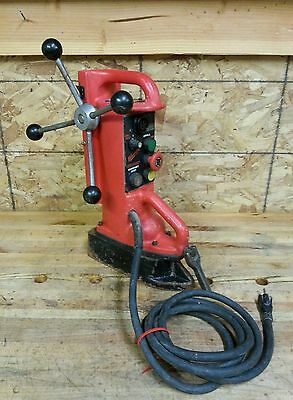Milwaukee 4203 Adjustable Position Electromagnetic Drill Base, magdrill base