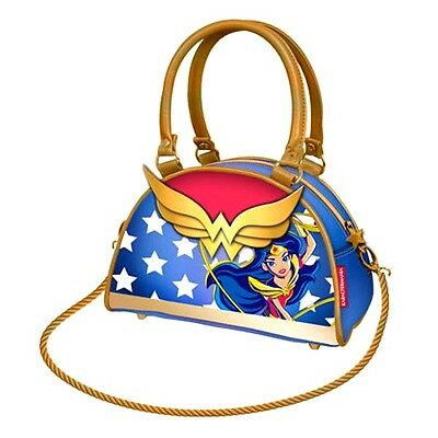 BOLSO DC SUPER HERO GIRLS WONDER WOMAN Bag Sac Borsa Tasche Saco 22x14x9 cm