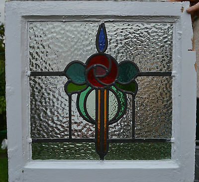 Leaded light stained glass window. R344f. WORLDWIDE DELIVERY!!!