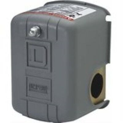 Square D FHG12J52XBP Air Compressor Pressure Switch