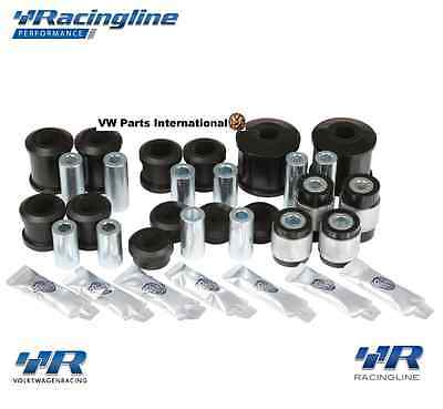 VW Jetta MK5 A5 Volkswagen Racing Complete Rear Suspension Bush Upgrade Kit VWR