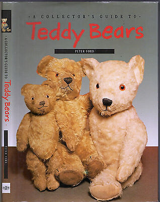 Collector's Guide to Teddy Bears Book