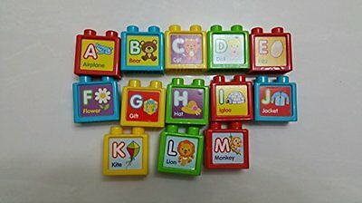 Replacement Blocks for VTech Sit-to-Stand Ultimate Alphabet Train