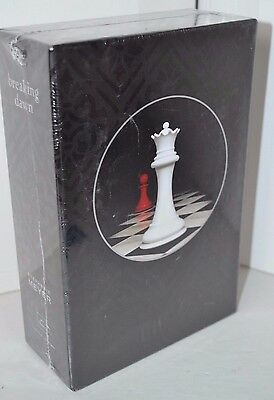 "Vintage Stephanie Meyer ""Breaking Dawn"" Twilight New Hardcover Slip Cover 67"