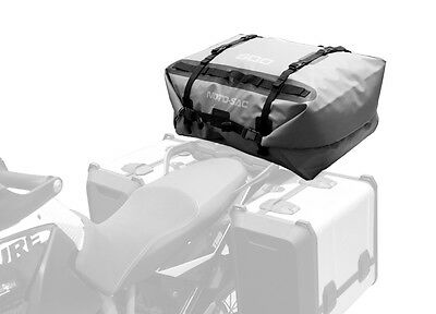 MOTO-SAC Motorcycle Universal 60L Waterproof Soft luggage Rear Bag Touring