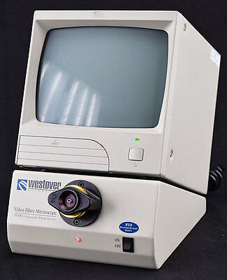 Westover Scientific FVIW-409 Video Fiber Microscope Integrated Work Station