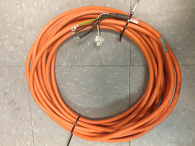 Servo Drive Power Cable for Fanuc, Siemens, Parker --in good condition-offer-win