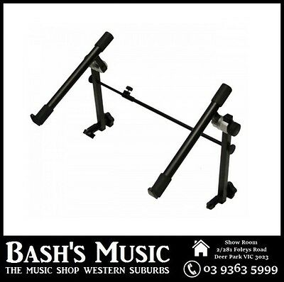 AMS DSU304 Heavy Duty 2nd Tier Keyboard Bracket Mounting Stand