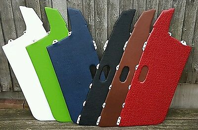 Mazda Mx5 Mk1 Pair Of New Door Cards In Electric Green And Many More Colors