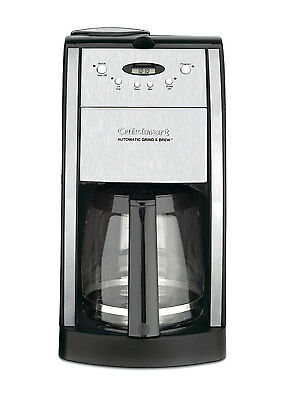 Cuisinart® Grind & Brew™ 12-Cup Automatic Coffeemaker | DGB-550BK