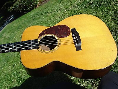 1938 Martin 000-21 Pre-War Brazilian Vintage Acoustic Guitar - 70 HD Images