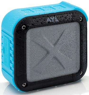Portable Outdoor Shower Bluetooth 4.0 Speaker by AYL Soundfit, Waterproof, Wi...