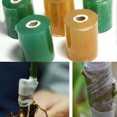 1 Roll Nursery Grafting Stretchable Tape Self-Adhesive For Garden Tree Seedling