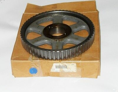 "Browning 60Lh075 Synchronous Timing Gear Belt Drive 2-1/2"" Pulley Bore"