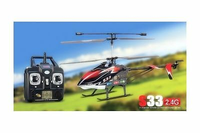RC Helicopter Syma S33