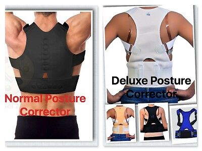 Posture Corrector, Support Vest, Shoulder support, Adjustable, Magnetic  Unisex