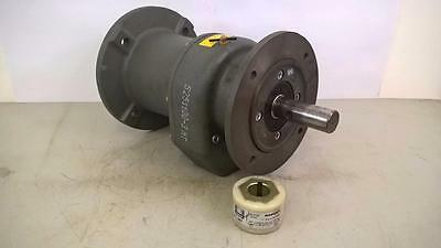 Nord SK25F N180TC Cast Iron In Line Reduction Gearbox 8.86:1 Mtr Frame 182T/184T