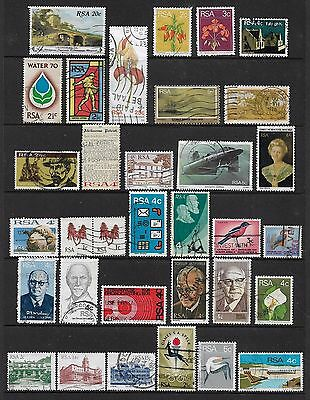 SOUTH AFRICA - mixed collection No.19, decimal