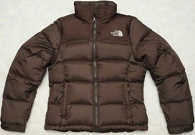 THE NORTH FACE NUPTSE 2 - 700 GOOSE DOWN warm puffer WOMEN'S JACKET - size XS