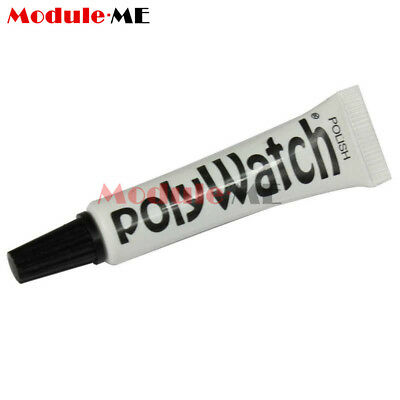 POLYWATCH 5g Remover Polish scratches of Watch Plastic / Acrylic Crystal Glass M