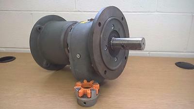 Nord SK30FAL IEC112/2G C Iron In Line Reduction Gearbox 7.9:1 Mtr Frame 100/112