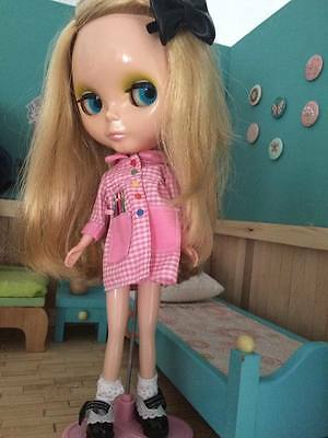 Blythe I Love You Is True (nude Doll)