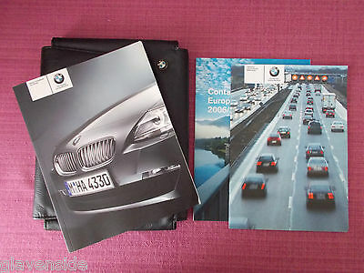 Bmw Z4 Roadster & Z4 Coupe Owners Manual - Guide - Owners Handbook.(Bm 645)