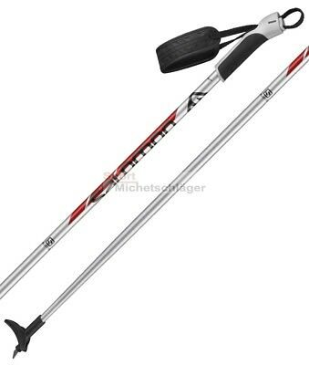Salomon Escape Alu Jr 16/17 Junior / Kids Langlaufstock Nordic Poles 1 Paar NEU