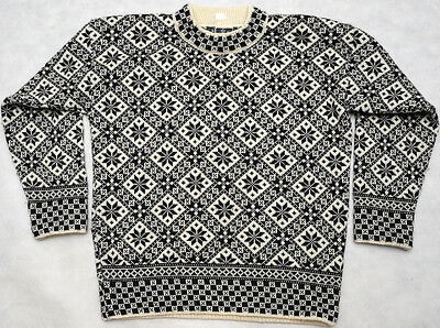 DALE OF NORWAY - 100% WOOL - HIGH QUALITY warm SWEATER - szie M