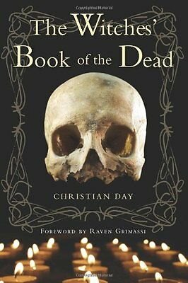 The Witches Book of the Dead,PB,Christian Day - NEW