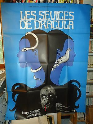HAMMER/TWINS OF EVIL/ french poster