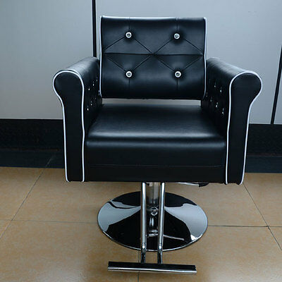 Footrest Salon Barber Hairdresser Chair Hydraulic Styling Beauty Tattoo Spa T1AB